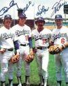 Dodgers Infield